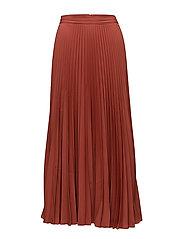 Nessa Skirt - BURNT APRICOT