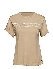 Cee T-shirt - NORMADE