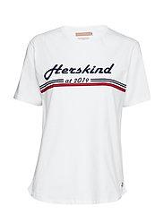 Michelle T-shirt - WHITE