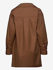 Birgitte Herskind - Amber Shirt - overshirts - brown - 1