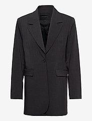 Birgitte Herskind - Nat Blazer - oversized blazers - dark grey - 0