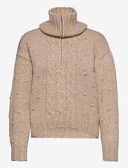 Birgitte Herskind - Electra Knitwear - trøjer - latte - 1