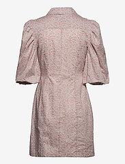 Birgitte Herskind - Ami Dress - sommerkjoler - pink flower liberty - 1