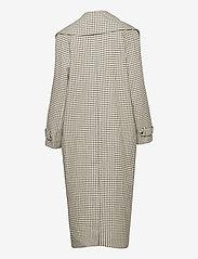 Birgitte Herskind - Kinsley Coat - trenchcoats - checks - 1