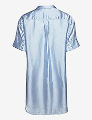 Birgitte Herskind - Melody Shirt Dress - skjortekjoler - light blue - 2