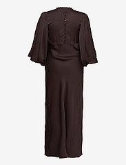 Birgitte Herskind - Shila Dress - aftenkjoler - coffee brown - 2