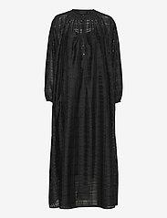 Birgitte Herskind - Karma Dress - skjortekjoler - black - 0