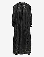 Birgitte Herskind - Karma Dress - skjortekjoler - black - 1