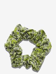 Birgitte Herskind - Scrunchie - accessories - lime flower - 0