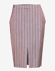 Birgitte Herskind - Penelope Skirt - midi - lilac stripe - 0