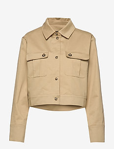 Donna Jacket - NATUREL