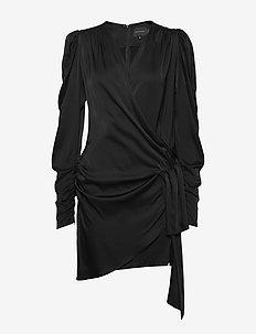 Circa  Dress - BLACK