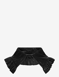 Collin Leather Collar - accessoires - black