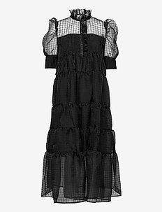 Rio Dress - cocktail-kjoler - black