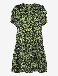 Carlson Dress - zomerjurken - camouflage