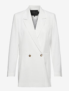 Pita Blazer - tailored blazers - off white