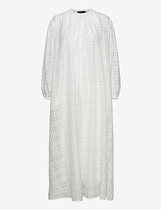 Karma Dress - skjortekjoler - white