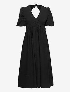 Lola Dress - sommerkjoler - black
