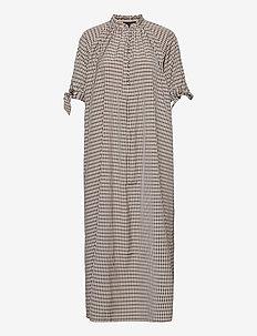 Giselle Dress - robes de jour - checks