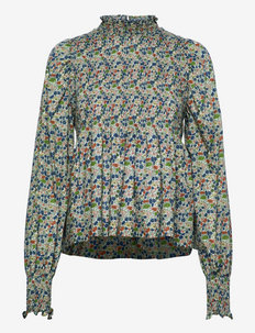 Kai Blouse Liberty - blouses met lange mouwen - flower