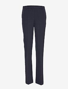 Nanna Pants - bukser med lige ben - navy