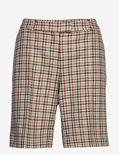 Para Shorts - bermudy - tan checks