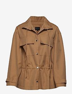 Koma Jacket - CAMEL