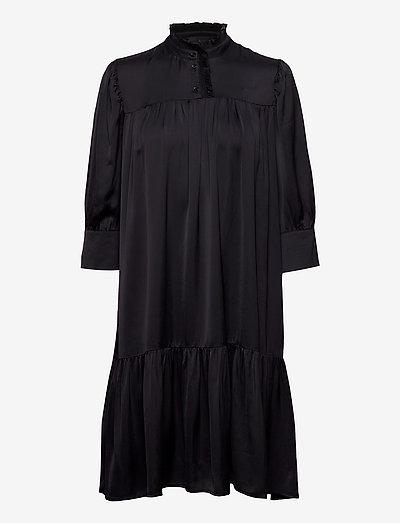 Liva Dress - midi kjoler - navy