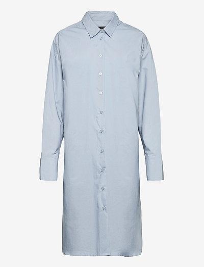 Nilly Shirt Dress - sommerkjoler - light blue