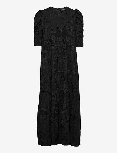 Silla Dress - sommerkjoler - black