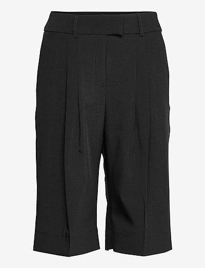 Prince Pants - bermudashorts - black