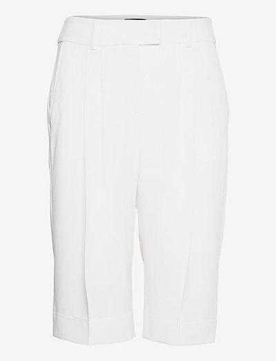 Prince Pants - bermudas - off white