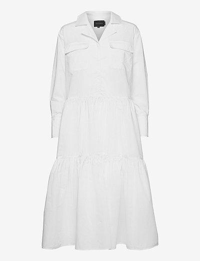 Trine Dress - sommerkjoler - white