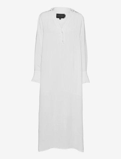Core Dress - sommerkjoler - white