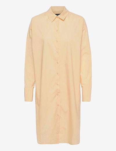 Nilly Shirt - sommerkjoler - vanilla