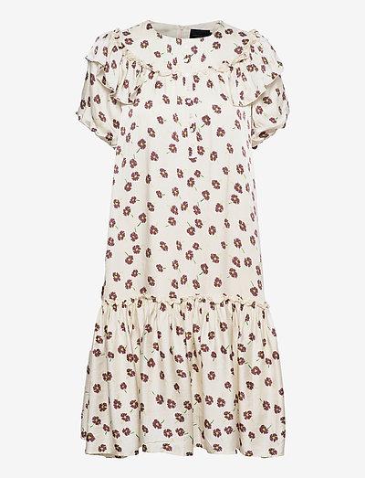 Carlson Dress - sommerkjoler - flower
