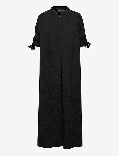 Giselle Dress - summer dresses - black