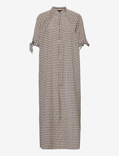 Giselle Dress - everyday dresses - checks