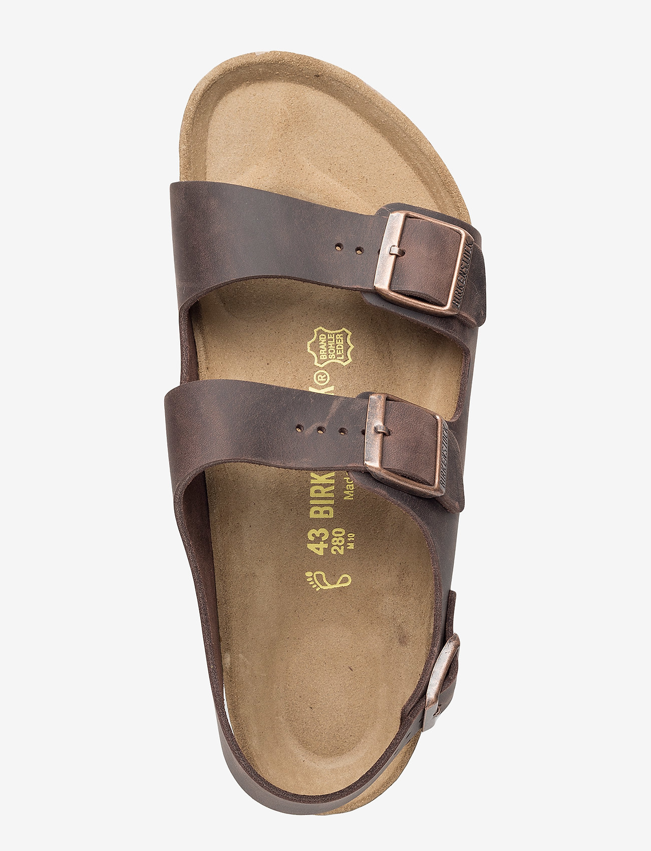 Birkenstock - Milano - sandaler - habana - 2