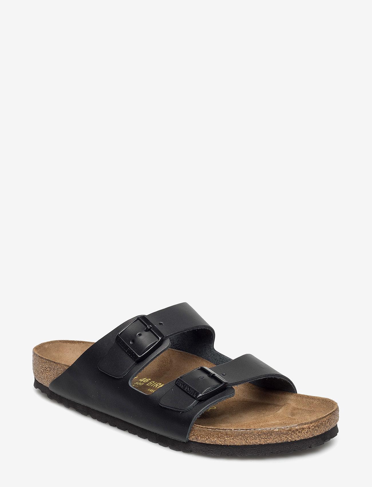 Birkenstock - Arizona - sko - black - 0