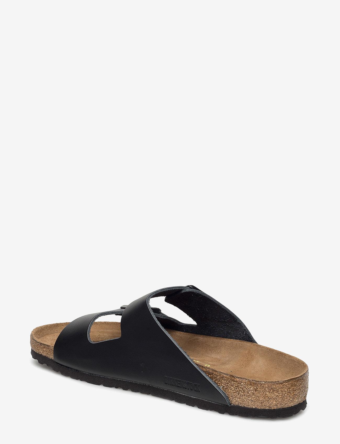 Birkenstock - Arizona - sko - black - 2