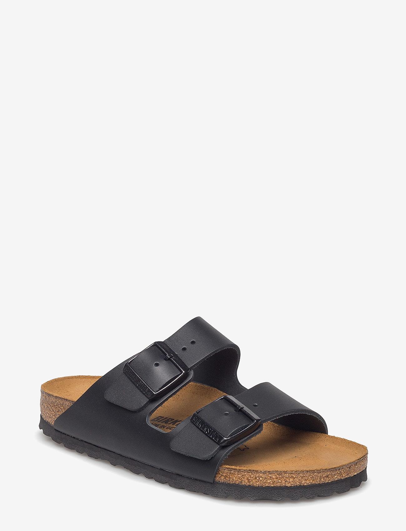 Birkenstock - Arizona - flade sandaler - black - 0