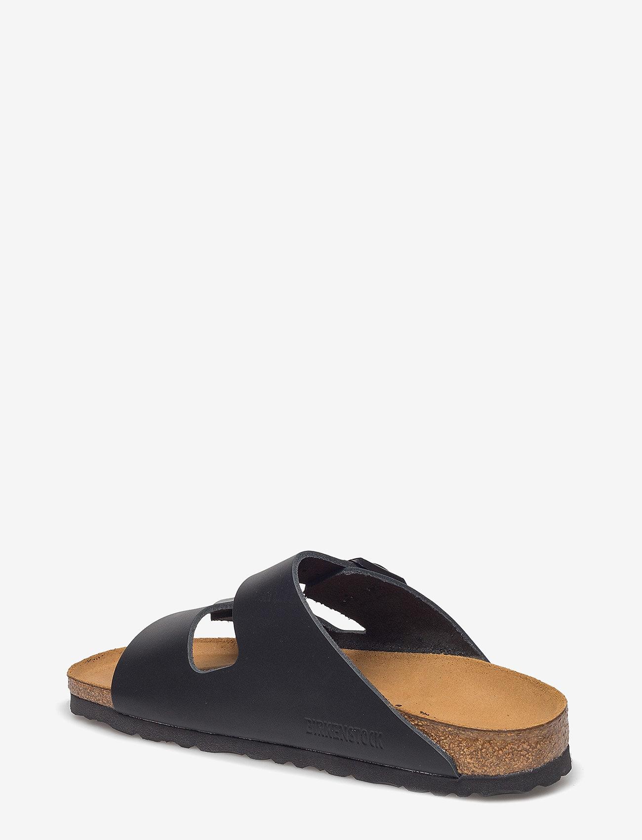 Birkenstock - Arizona - flade sandaler - black - 2