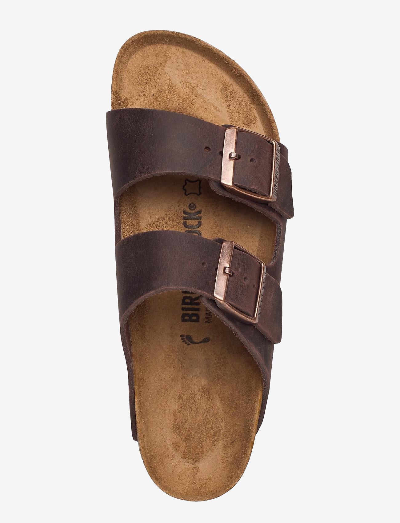 Birkenstock - Arizona - flade sandaler - habana - 3