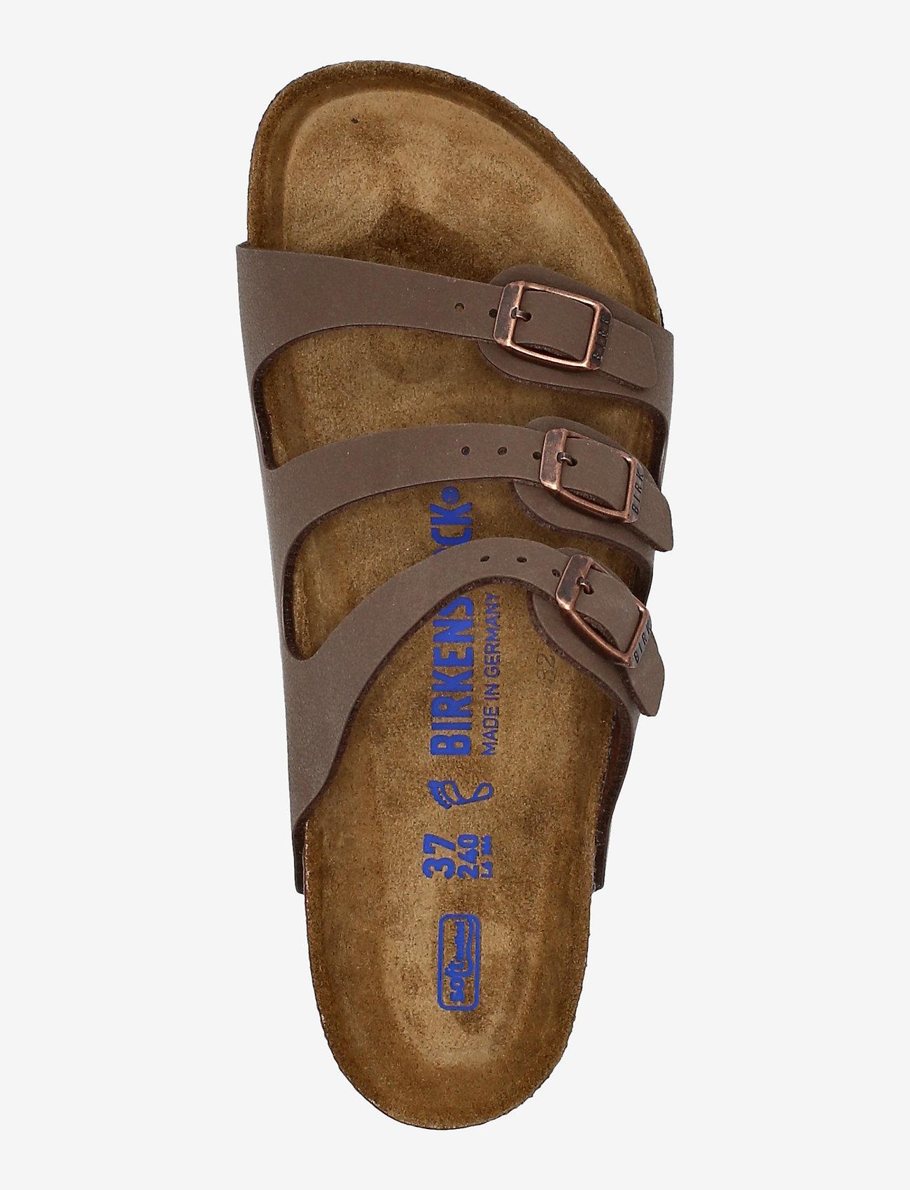 Birkenstock - Florida Soft Footbed - flade sandaler - mocca - 3
