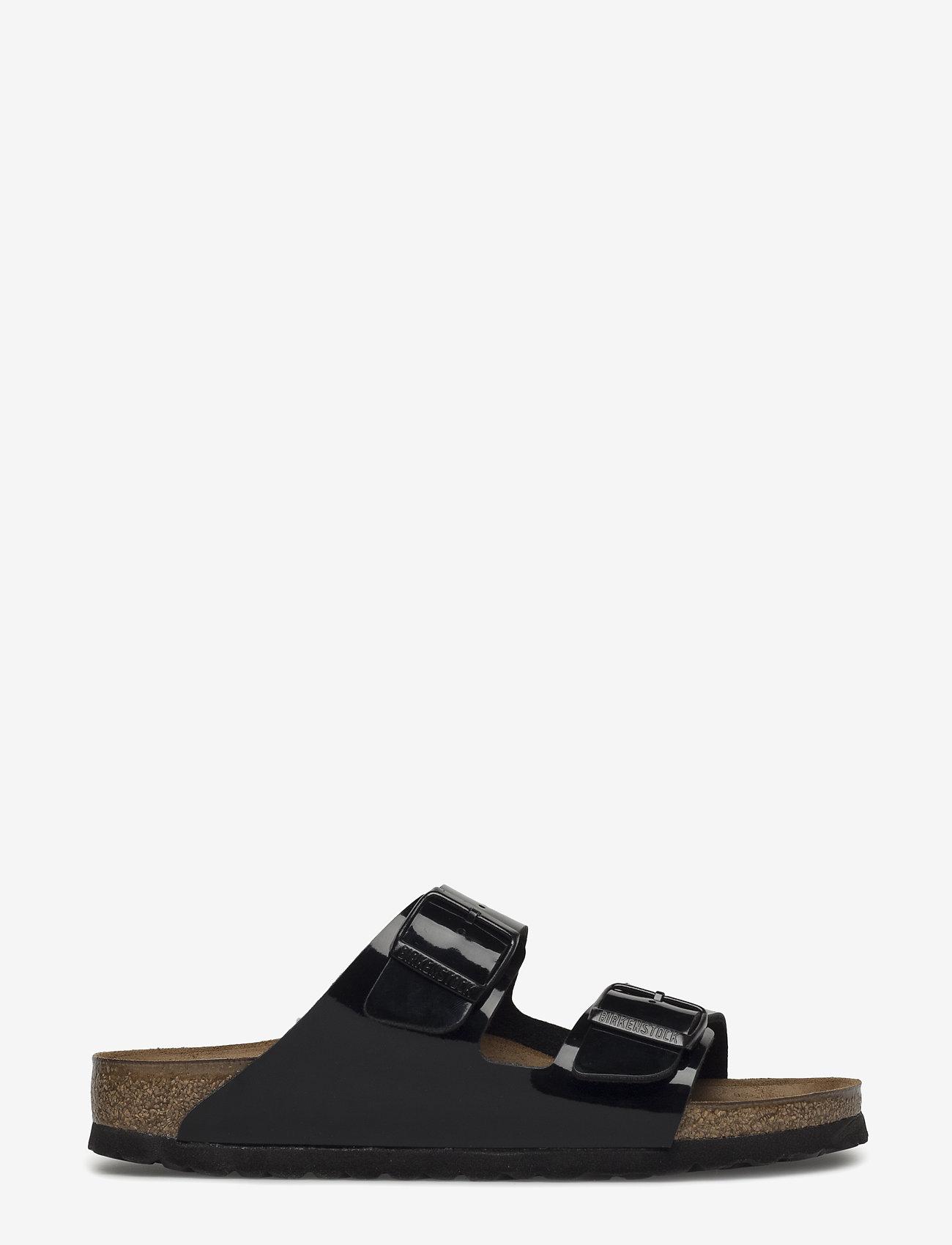 Birkenstock - Arizona - flade sandaler - black - 1