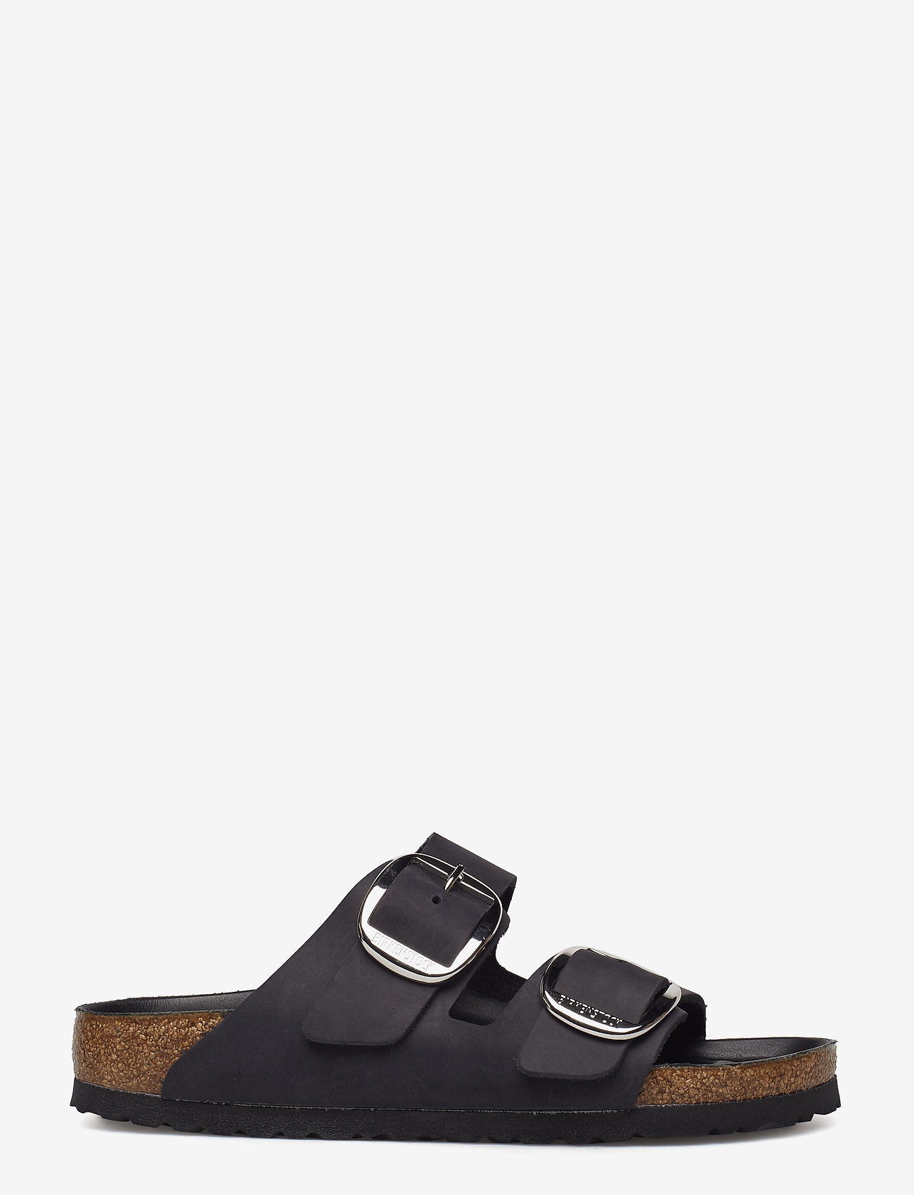 Birkenstock - Arizona Big Buckle - flade sandaler - black - 1