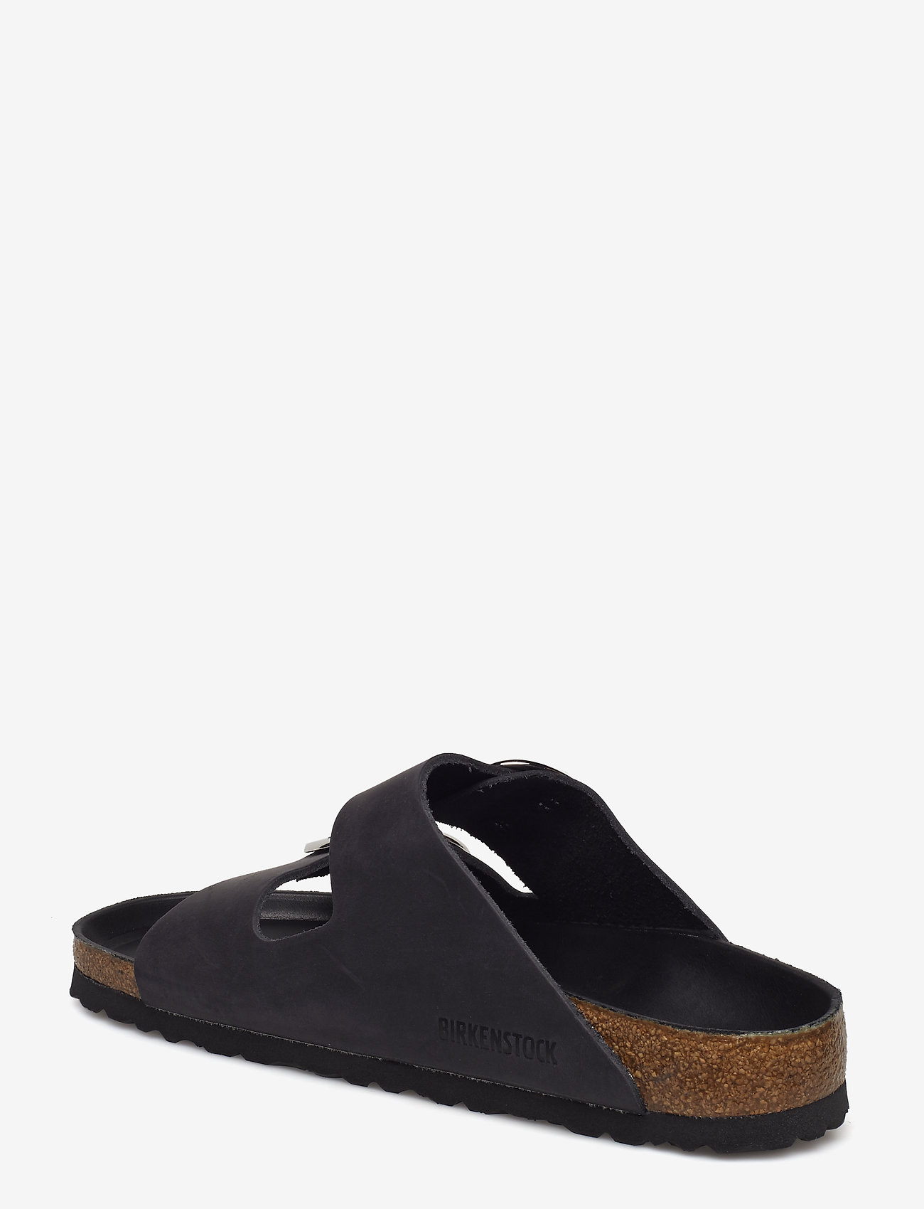 Birkenstock - Arizona Big Buckle - flade sandaler - black - 2