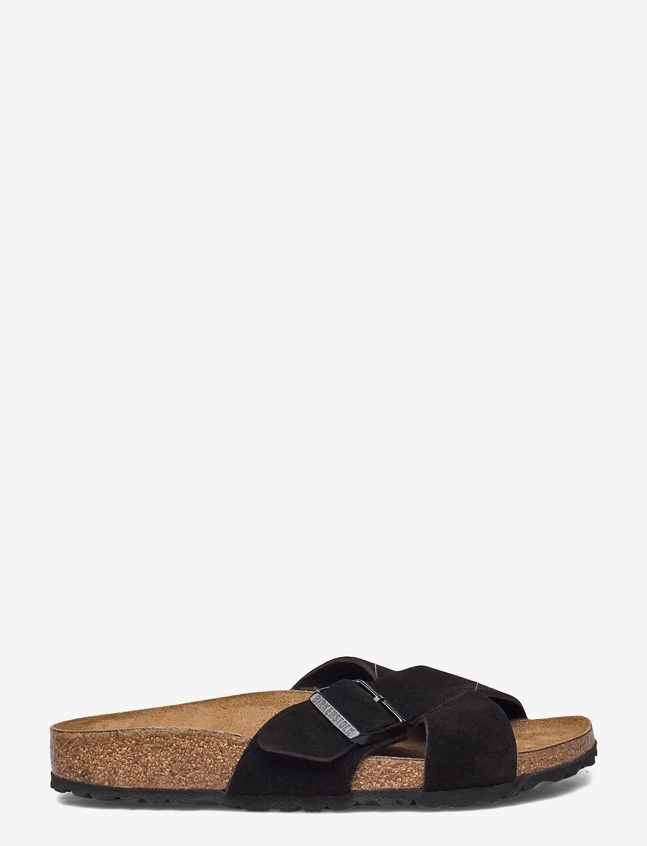 Birkenstock - Siena - flade sandaler - black - 1