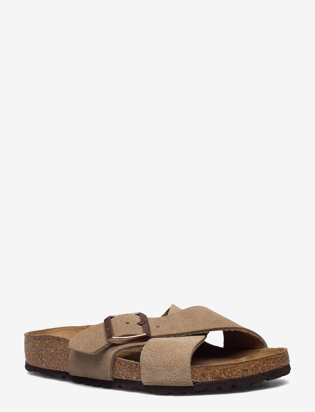 Birkenstock - Siena - flade sandaler - taupe - 1